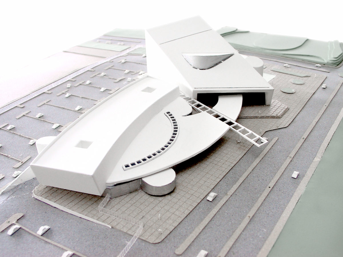 Teatro de la Ciudad y Centro de Convenciones