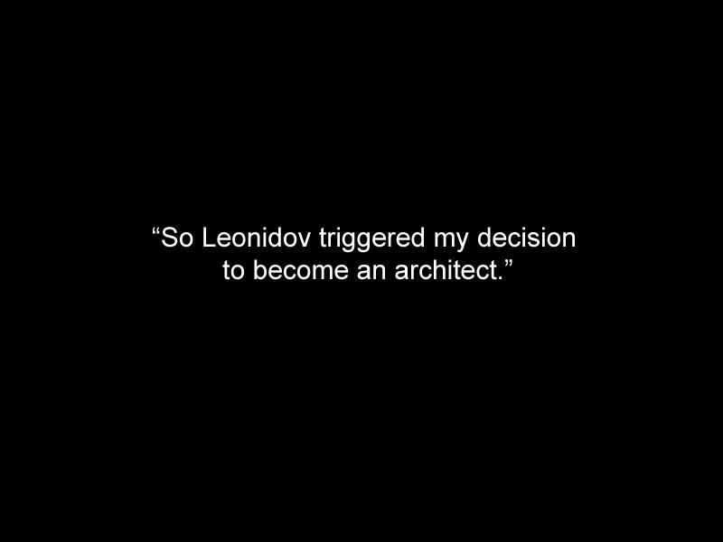 Rem Koolhaas y Constructivismo Ruso