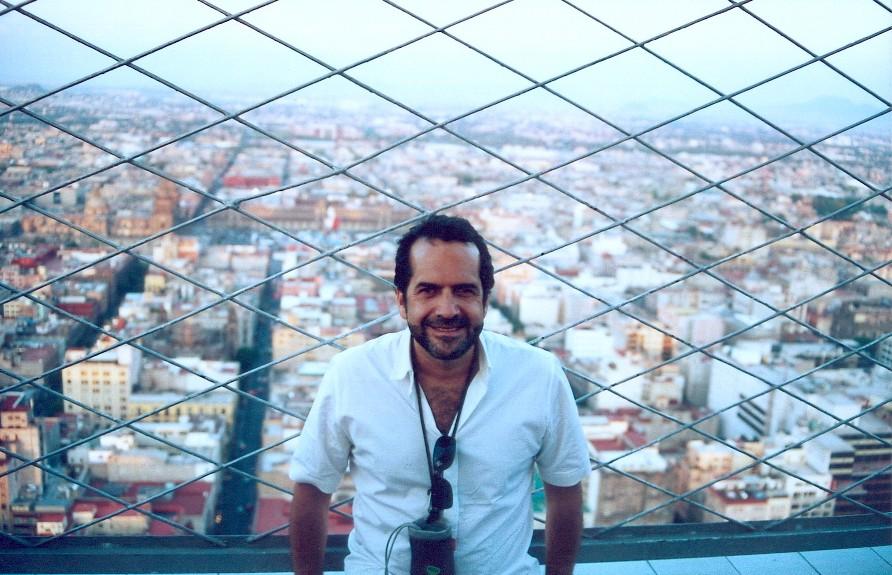 Igor Peraza en México