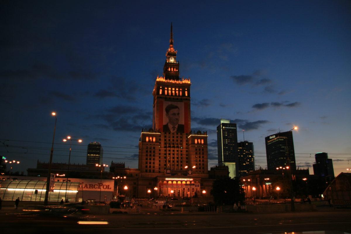 Varsovia 2007