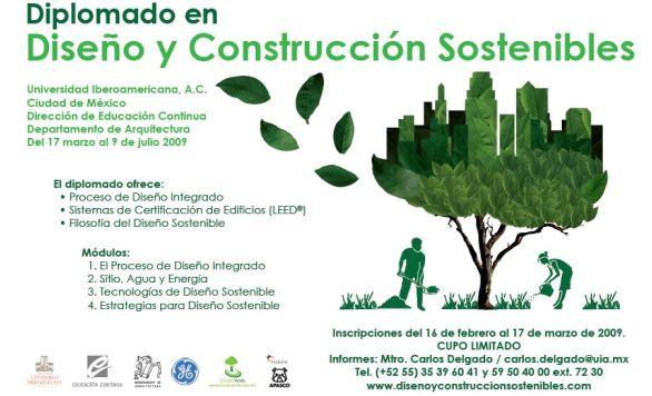 Diseño y Construcción Sostenibles